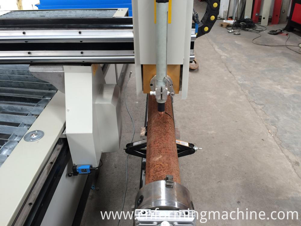 Pipe Profile Cutting Machine