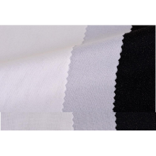 Europe style for White Color Bag Interlining non fusible interlining offwhiter width 112cm supply to Germany Importers