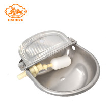Hot stainless steel drinking bowl