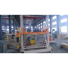 China New Product for Vertical Strapping Machine Automatic Wrapping Machine with TITAN head export to Japan Supplier