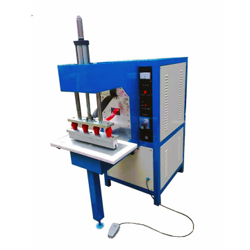 Mini type tarpaulin canvas welding machine