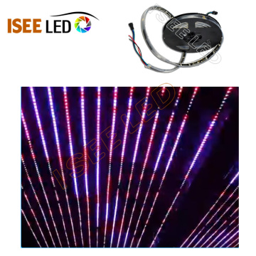 DC12V 48channels Black DMX LED Strip Light
