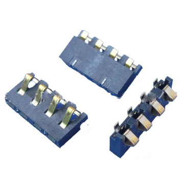 2.5mm  Pitch 4P Battery Connector SMT