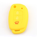 Hyundai 3 buttons Exclusive Silicone Car Key Cover
