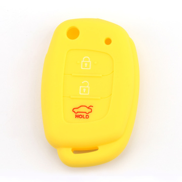 Hyundai 3 butona Exclusive Silicone Car Key Cover