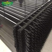 galvanized cheap garden fence galvanized steel fence