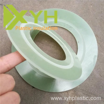 Light Green FR4 insulation CNC machining part