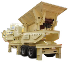 Factory Wholesale PriceList for Mobile Crusher Plant Portable Rock Crusher Mobile Crushing Plant For Sale supply to Cambodia Supplier