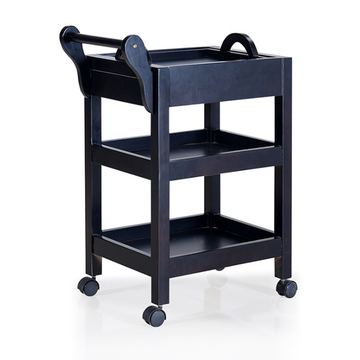 salon equipment trolley with wheels