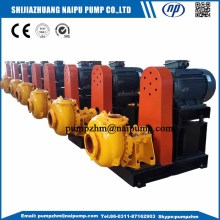 Personlized Products for Desulphurization Pump Corrosion resistant centrifugal slurry pump supply to United States Importers