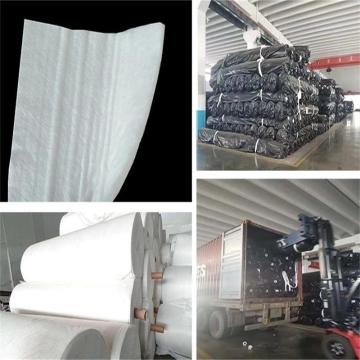 Impervious Geotextile Fabric PP Nonwoven Geotextile