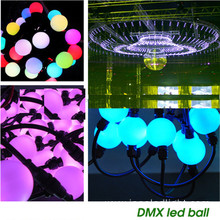 LED sphere 3d ball for disco