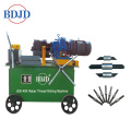 JBG-40K Fast Speed Rebar Thread Rolling Machine
