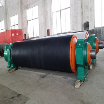 Vacuum Press Roll For Paper Machine