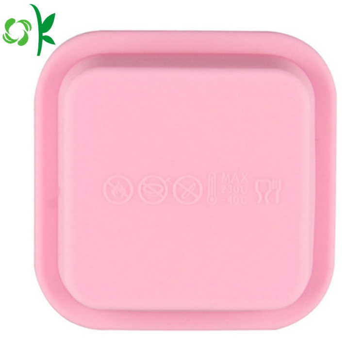 High Quality Silicone Soap Mold
