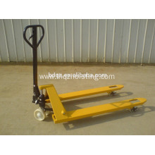 ODM for Manual Pallet Truck hot sale hand pallet truck 3000kg export to India Importers