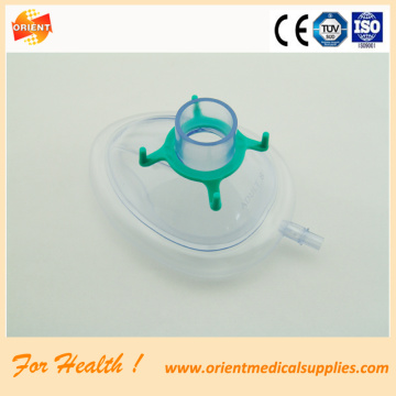 Adult/Pediatric Anesthesia Face Mask with Cushion