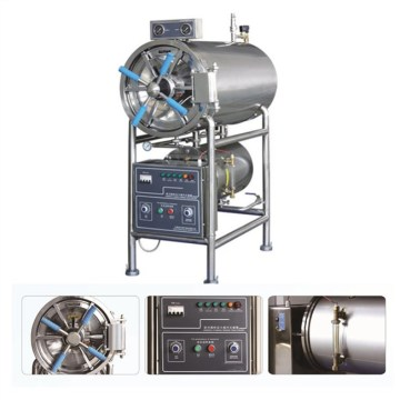 200L Medical Horizontal Sterilizer Autoclave Price