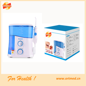 High quality rechargeable 1000ml capacity oral irrigator