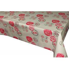 Pvc Printed fitted table covers Easy Care