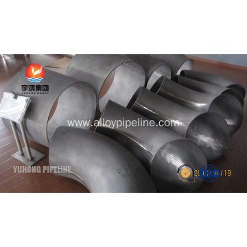 Butt weld fittings SB366 Inconel 600