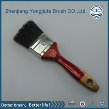 Best Quality for Offer Plastic Brush, Plastic Handle Paint Brush, Plastic Paint Brush from China Supplier Pure wool Bristle Angle Wooden Handle Paint Brush export to Tuvalu Factories