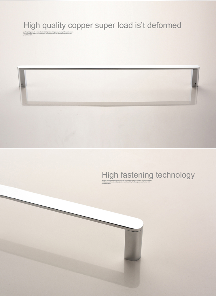 Single Bar Towel Rack