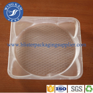Diff-shapes And Colors Mooncake Plastic Tray