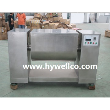 Wet Paste Slot Shape Mixer