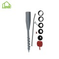 Free Sample Standing Steel Umbrella Anchor