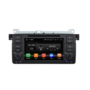 Autosradio fir E46