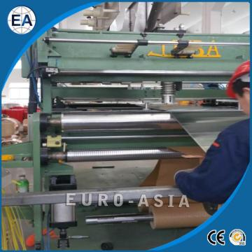 Foil Coil Winding Machine For Transformer