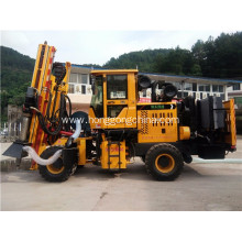 Best quality and factory for Pile Driver With Screw Air-Compressor Road Barriers Install Machine supply to Turks and Caicos Islands Exporter