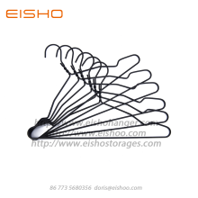 China Professional Supplier for Chrome Metal Hangers EISHO Strong Aluminium Wire Shirt Hanger export to Poland Exporter