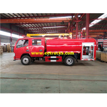 Dongfeng 2500L Mini Fire Trucks