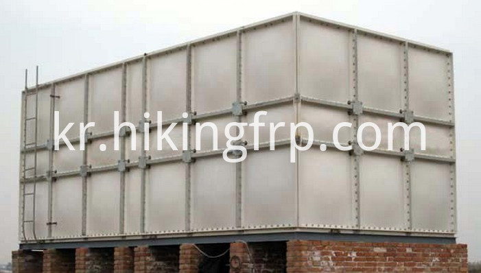 FRP Water Storage Tank With Bolts