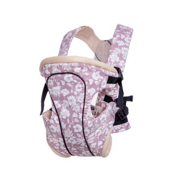 Lightweight Printed Design Front Baby Carrier