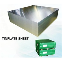 High Quality for Tfs Tin Free Steel Sheet Tin coating plate in sheet supply to Lebanon Factories