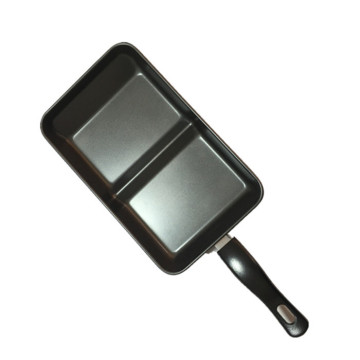 Two Blocks Japanese Baking Tamagoyaki Frying Pan