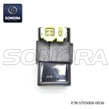 GY6-50 139QMAB 12 rim 25kmh two plug CDI (P/N:ST03000-0036) Top Quality