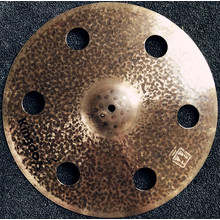 Best Quality for Cymbals With Holes O-ZONE Cymbals Effect Cymbals 18'' supply to Uruguay Factories