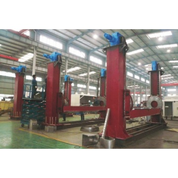 Welding Positioner with Lifting and Rotating Function
