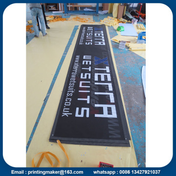 9*9 Full Color Pvc Mesh Banner Printing
