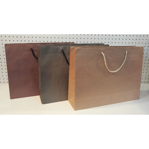 Brown kraft Paper gift bags