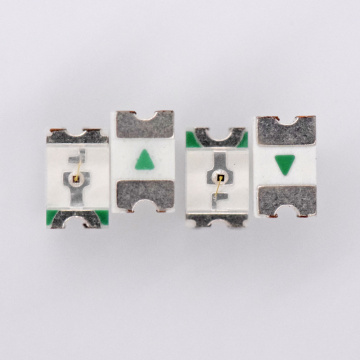 2012 SMD LED Yellow LED 590nm 0805 LED