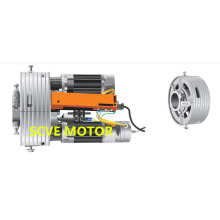 Double Central Motor 240MM