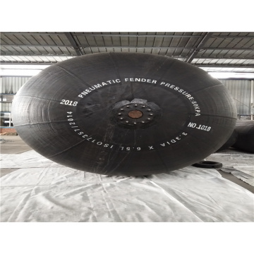 Yokohama Pneumatic Floating Inflatable Rubber Fender Marine