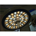 Round led shadowless OR room surgical lamp