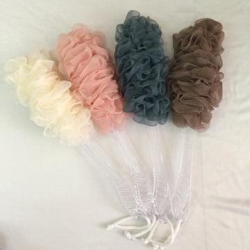 exfoliating luffa scrub loofah foam Bath Brush