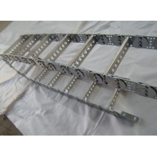 Customized for Aluminium Steel Cable Drag Chain High Quality Stainless Carrier Drag Chain CNC Machine export to Sudan Manufacturer